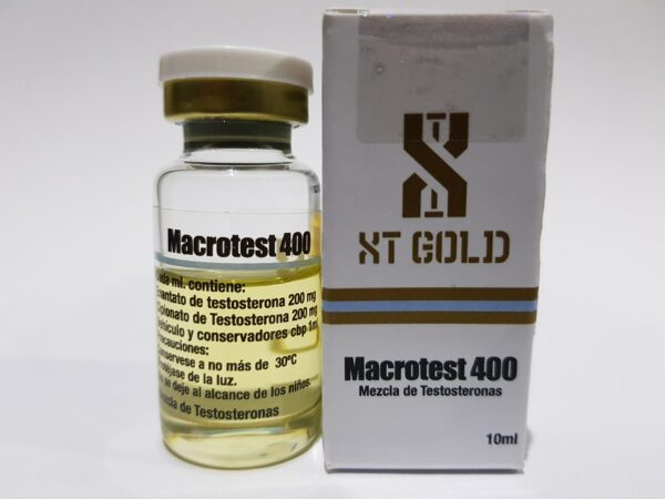 Macrotest 400 Xt Gold